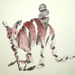 canguro print