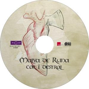petit cd sticker
